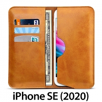 iPhone SE (2020) Leather Sleeve Wallet