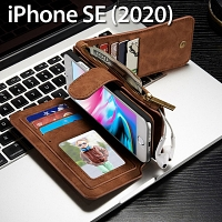 iPhone SE (2020) Diary Wallet Case