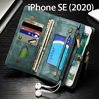 iPhone SE (2020) Diary Wallet Folio Case