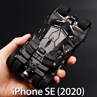 Crazy Case Batmobile Tumbler Case for iPhone SE (2020)