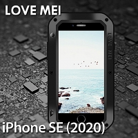 LOVE MEI iPhone SE (2020) Powerful Bumper Case