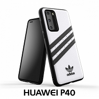 Adidas Moulded Case PU SS220 (White/Black) for Huawei P40