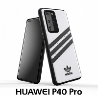 Adidas Moulded Case PU SS220 (White/Black) for Huawei P40 Pro