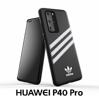 Adidas Moulded Case PU SS220 (Black/White) for Huawei P40 Pro