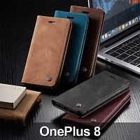 OnePlus 8 Retro Flip Leather Case