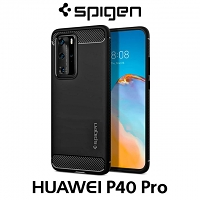 Spigen Rugged Armor Case for Huawei P40 Pro
