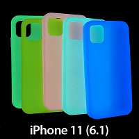 Seepoo Glow in Dark Soft Case for iPhone 11 (6.1)