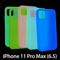Seepoo Glow in Dark Soft Case for iPhone 11 Pro Max (6.5)