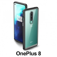 Supcase Unicorn Beetle Hybrid Protective Clear Case for OnePlus 8