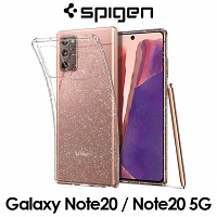 Spigen Liquid Crystal Glitter Soft Case for Samsung Galaxy Note20 / Note20 5G