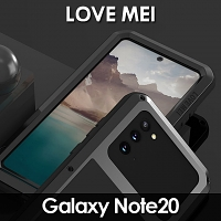 LOVE MEI Samsung Galaxy Note20 Powerful Bumper Case
