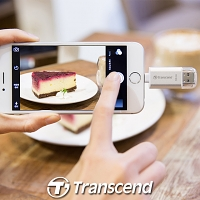 Transcend JetDrive Go 300 USB 3.1 Lightning Flash Drive