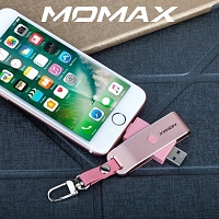 Momax Elite Lightning Card Reader