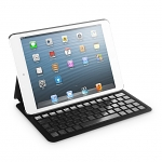 3mm Bluetooth Keyboard with Case for iPad Mini