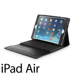 iPad Air Case w/ Bluetooth Keyboard