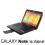 Samsung Galaxy Note 10.1 (2014 Edition) Reclosable Fastener Case with Bluetooth Keyboard