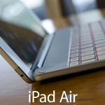 Zagg iPad Air Cover Bluetooth Keyboard