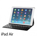 3mm Bluetooth Keyboard with Case for iPad Air