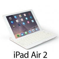 iPad Air 2 Bluetooth Keyboard Case