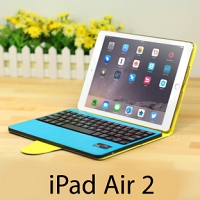 SEENDA iPad Air 2 Rotating Bluetooth Keyboard Case