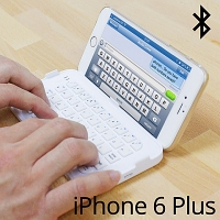 iPhone 6 Plus Ultra-thin Bluetooth Keyboard