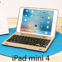 iPad mini 4 Bluetooth Keyboard Case