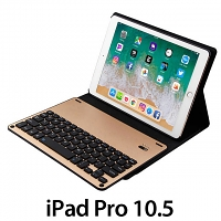 iPad Pro 10.5 Bluetooth Aluminum Keyboard Case