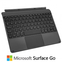 Microsoft Surface Go Bluetooth Keyboard Case with Touchpad