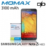 Momax X-Level Battery for Samsung Galaxy Note 3 Neo - 3100mAh