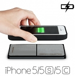 3 in 1 Wireless Power Bank for iPhone 5s / 5c / 5