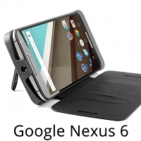 Power Jacket with Cover For Google Nexus 6 - 4200mAh