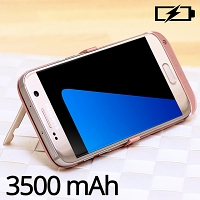 Power Jacket For Samsung Galaxy S7 - 3500mAh