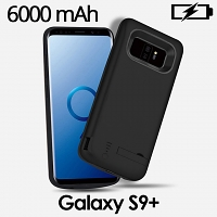 Power Jacket For Samsung Galaxy S9+ - 6000mAh