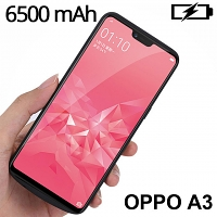 Power Jacket For OPPO A3 - 6500mAh