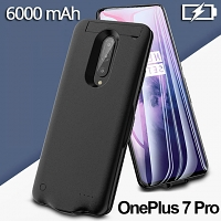 Power Jacket For OnePlus 7 Pro - 6000mAh