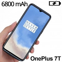 Power Jacket For OnePlus 7T - 6800mAh