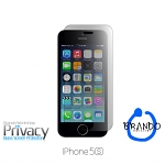 Brando Workshop Privacy Glass Screen Protector (iPhone 5s)