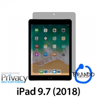 Brando Workshop Privacy Glass Screen Protector (iPad 9.7 (2018))