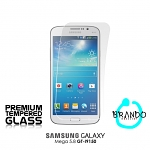 Brando Workshop Premium Tempered Glass Protector (Samsung GALAXY Mega 5.8 DUOS)