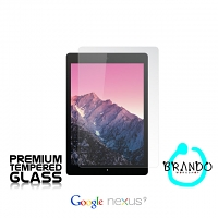 Brando Workshop Premium Tempered Glass Protector (Google Nexus 9)