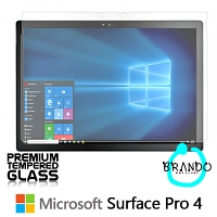 Brando Workshop Premium Tempered Glass Protector (Microsoft Surface Pro 4)