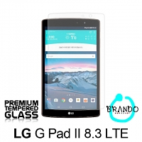 Brando Workshop Premium Tempered Glass Protector (LG G Pad II 8.3 LTE)