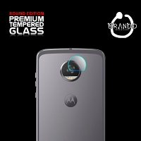 Brando Workshop Premium Tempered Glass Protector (Motorola Moto Z2 Play - Rear Camera)