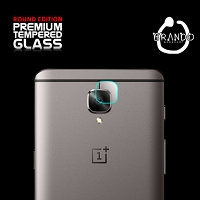 Brando Workshop Premium Tempered Glass Protector (OnePlus 3T - Rear Camera)