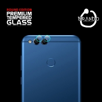 Brando Workshop Premium Tempered Glass Protector (Huawei Honor 7X - Rear Camera)