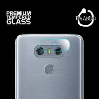 Brando Workshop Premium Tempered Glass Protector (LG G6 - Rear Camera)