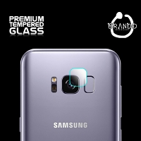 Brando Workshop Premium Tempered Glass Protector (Samsung Galaxy S8 - Rear Camera)