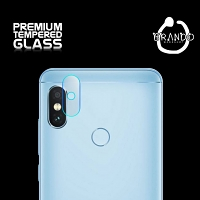 Brando Workshop Premium Tempered Glass Protector (Xiaomi Redmi Note 5 Pro - Rear Camera)