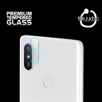 Brando Workshop Premium Tempered Glass Protector (Xiaomi Mi Mix 2s - Rear Camera)