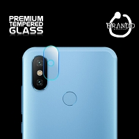 Brando Workshop Premium Tempered Glass Protector (Xiaomi Mi A2 (Mi 6X) - Rear Camera)
